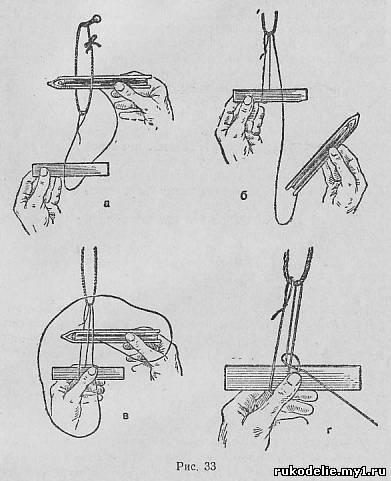 Как связать сеть своими руками