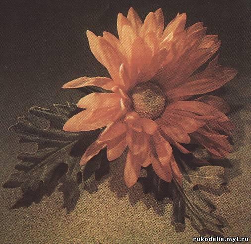 Изготовление цветов имитирующих натуральные